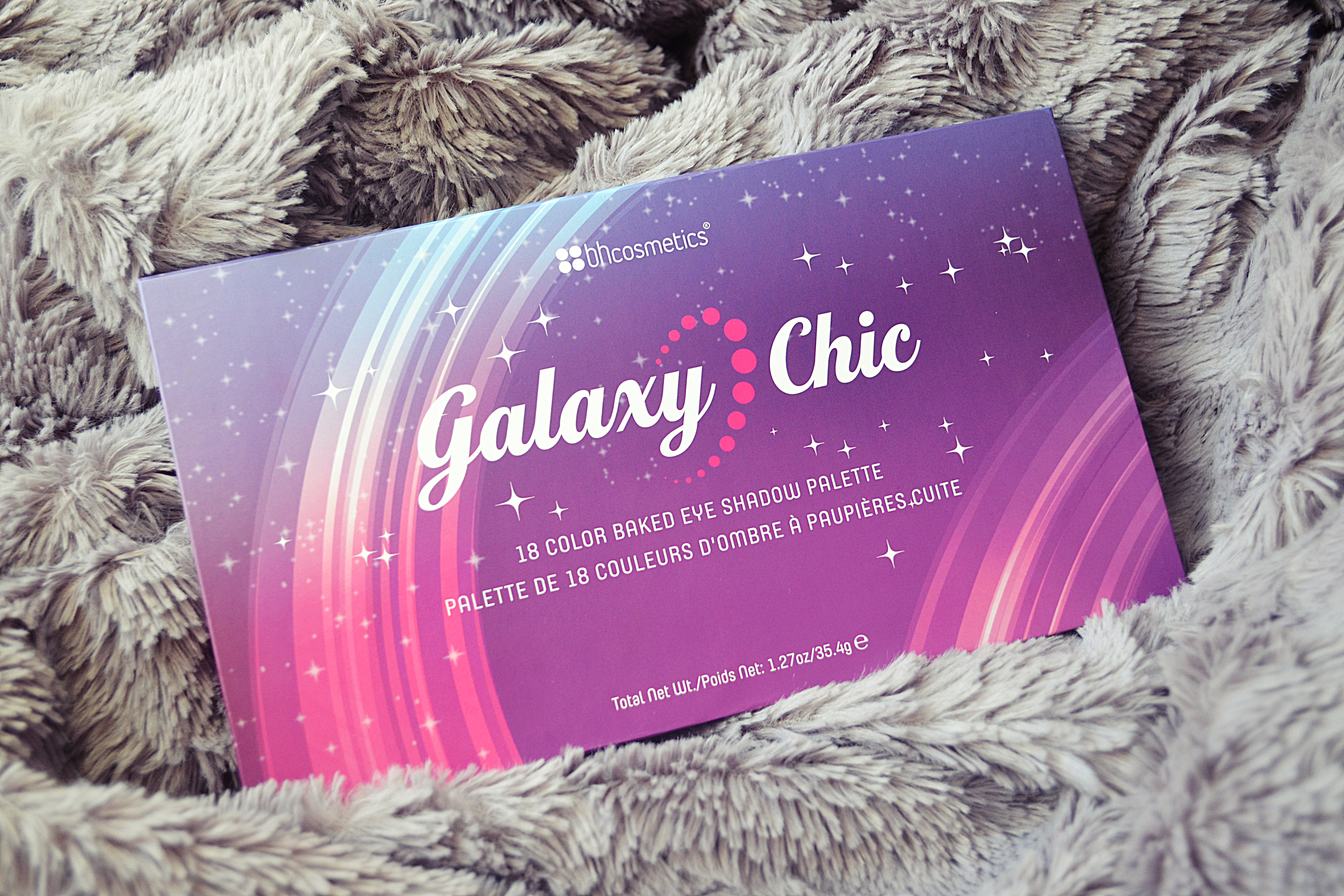 Galaxy Chic Baked Eyeshadow Palette by BH Cosmetics #15